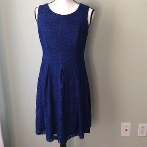 AGB Petite A Line Dress